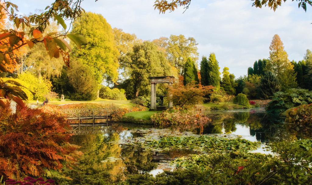 Cholmondeley Castle & Gardens
