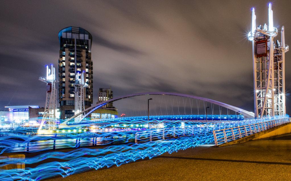 Speed of Light, Salford